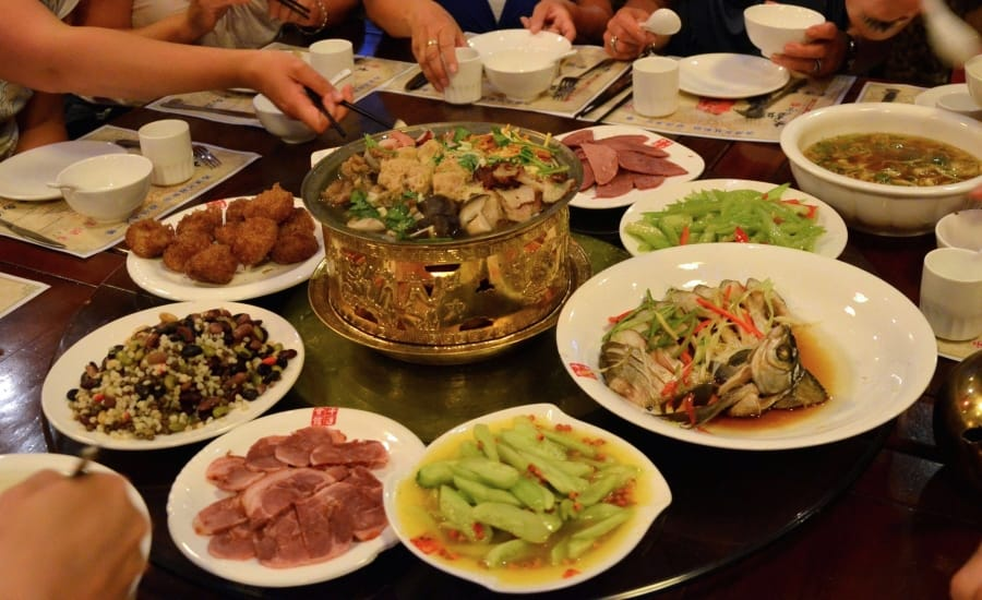 TravelXL van Limburg - CHINA - food