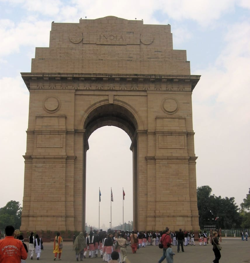 TravelXL-van-Limburg-INDIA-India Gate