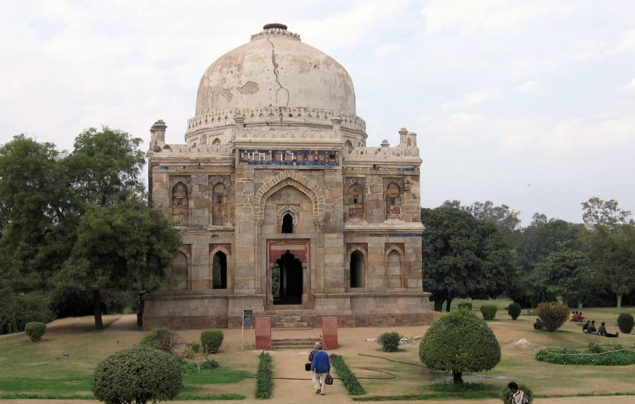 TravelXL-van-Limburg-INDIA-Lodhi-Gardens