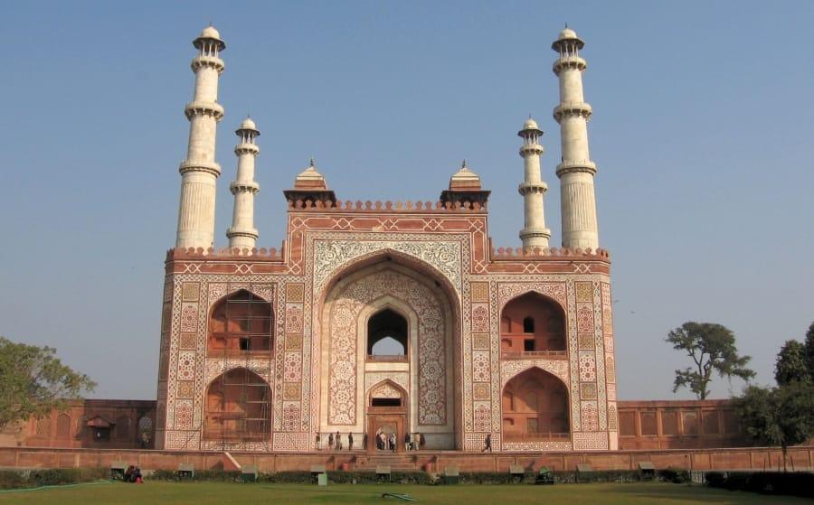 TravelXL-van-Limburg-INDIA-Moskee-van-Akbar