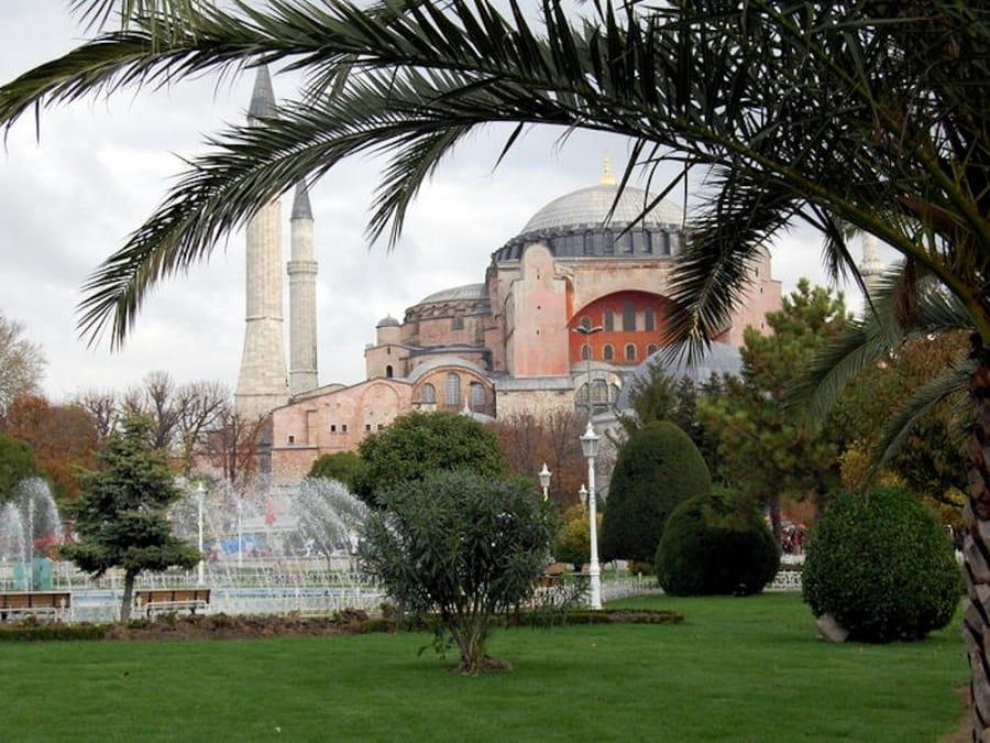 TravelXL-van-Limburg-Istanbul-Aya-Sophia