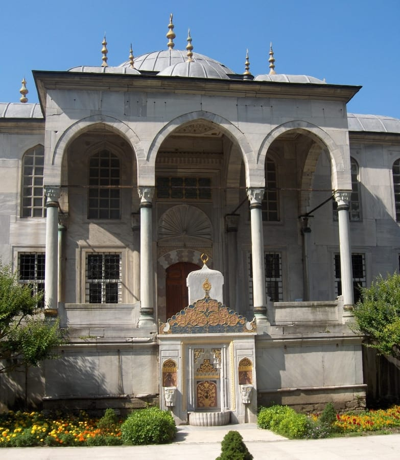 TravelXL-van-Limburg-Istanbul-Topkapi-Paleis