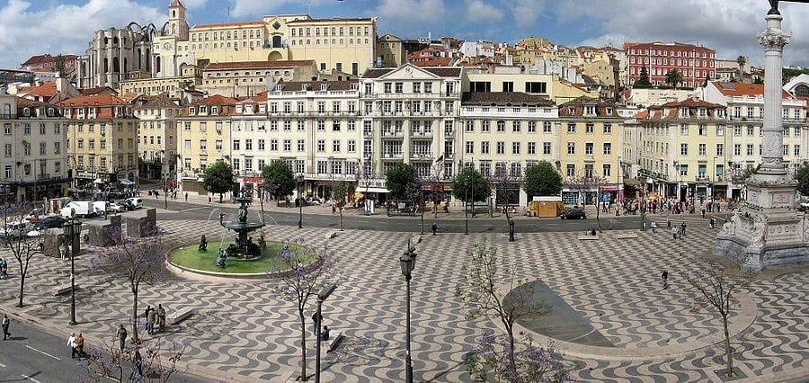 TravelXL-van-Limburg-Lissabon-Rossioplein