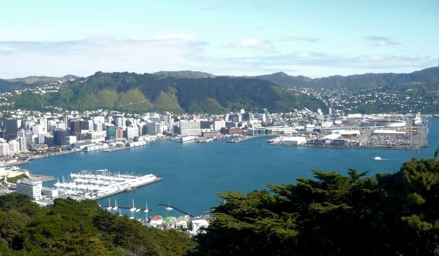 TravelXL-van-Limburg-NIEUWZEELAND-Noordereiland-Haven-Wellington-vanaf-Mt-Victoria