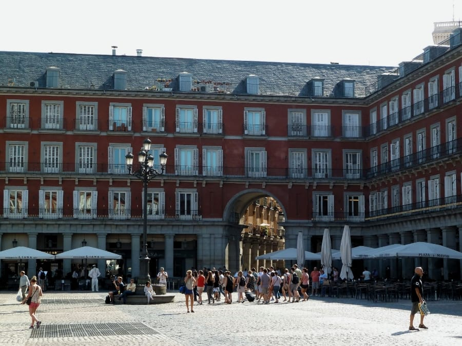 TravelXL-van-Limburg-MADRID-Plaza-Mayor