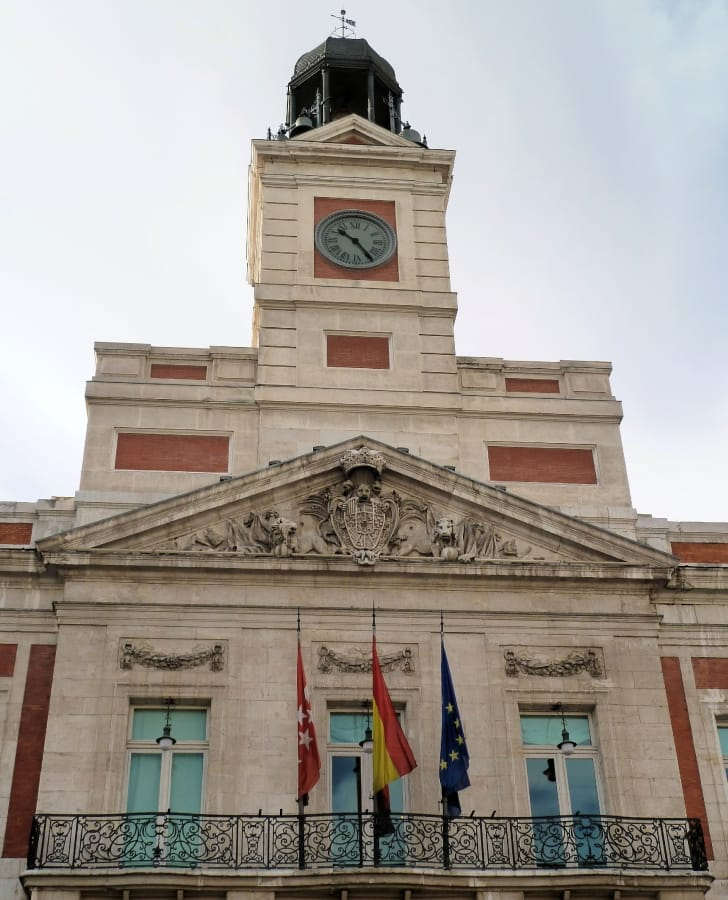 Reisverhaal Over Madrid Een Perfecte Bestemming Voor Een