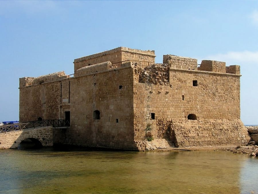TravelXL-van-Limburg-CYPRUS-Paphos-fort