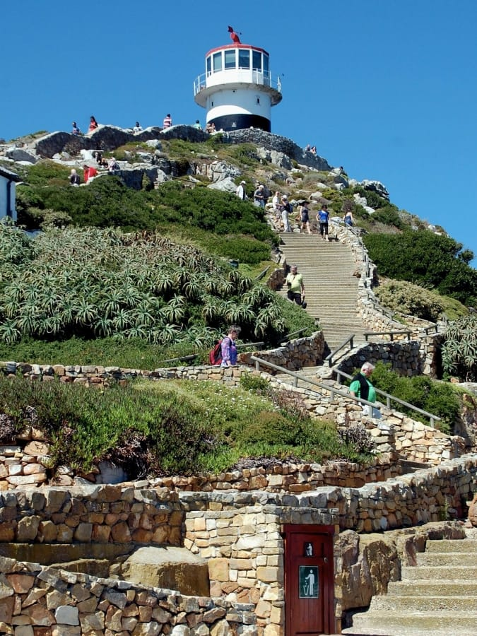 TravelXL-van-Limburg-Zuid-AFRIKA-Cape-Point-vuurtoren