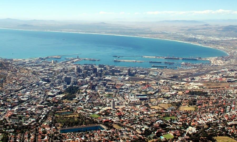TravelXL-van-Limburg-Zuid-AFRIKA-Kaapstad-Tafelberg-uitzicht