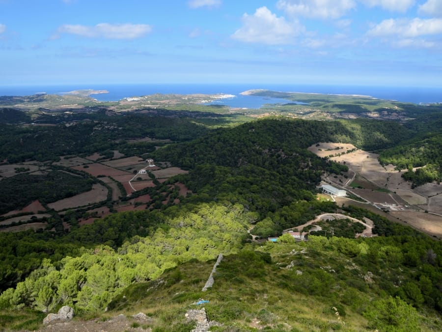 TravelXL-van-Limburg-MENORCA-Monte Torre-uitzicht