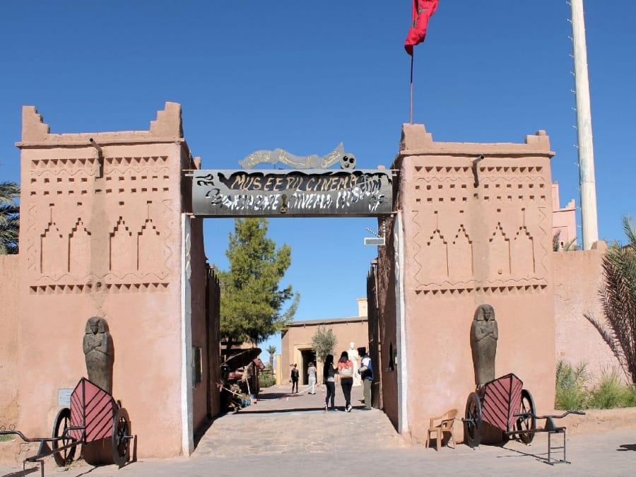 TravelXL-van-Limburg-MAROKKO-Filmmuseum-Ouarzazate