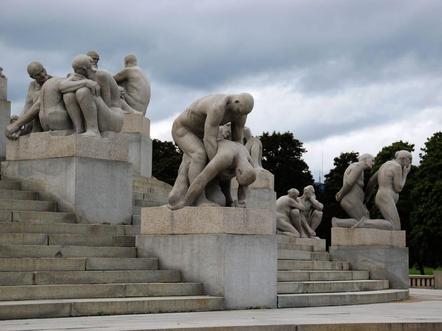 TravelXL-van-Limburg-NOORWEGEN-Oslo-Vigelandpark