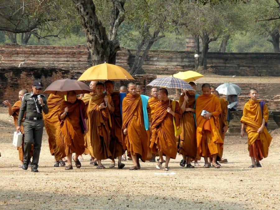 TravelXL-van-Limburg-THAILAND-Ayutthaya-monniken