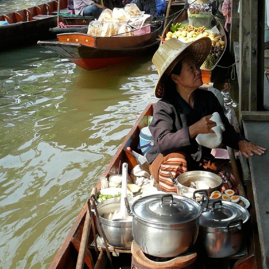 TravelXL-van-Limburg-THAILAND-Bangkok-floatingmarket-Damnoen-Saduak