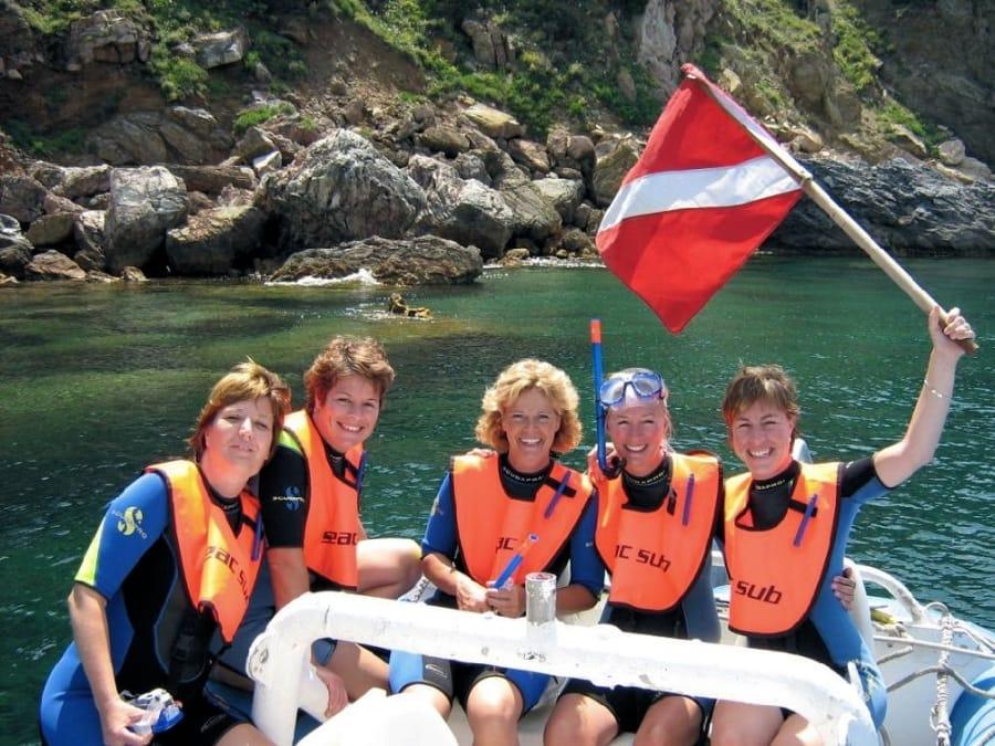 TravelXL-van-Limburg-ClubMed2-Elba-snorkelen
