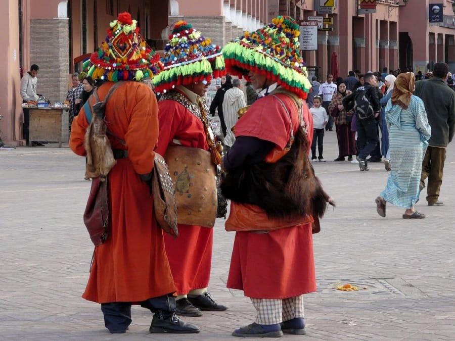 TravelXL-van-Limburg-MAROKKO-Marrakech-waterdragers