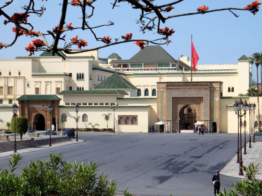 TravelXL-van-Limburg-MAROKKO-Rabat-koninklijk-paleis