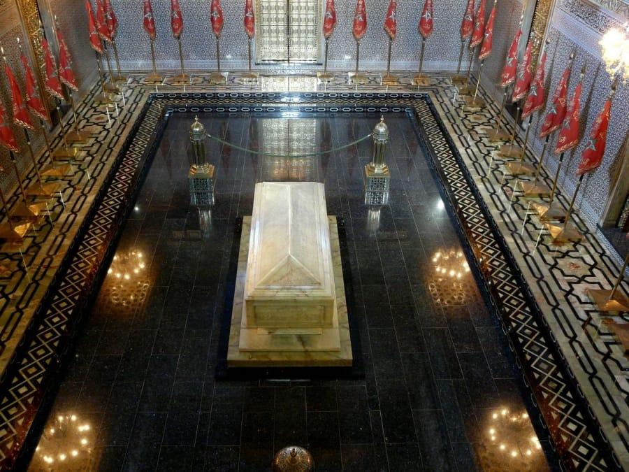 TravelXL-van-Limburg-MAROKKO-mausoleum-MohammedV