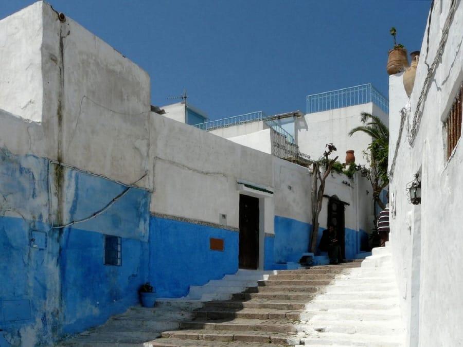 TravelXL-van-Limburg-Marokko-blauwe-huisjes