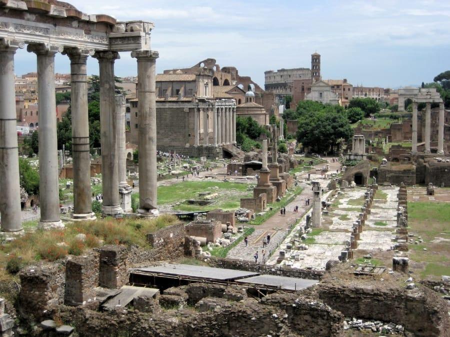 TravelXL-van-Limburg-ROME-Forum-Romanum