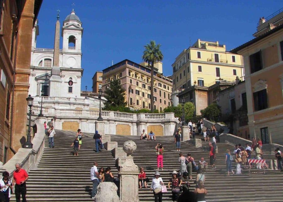 TravelXL-van-Limburg-ROME-Spaanse-trappen