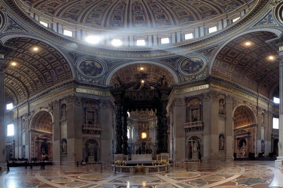 TravelXL-van-Limburg-ROME-Vaticaan-binnen
