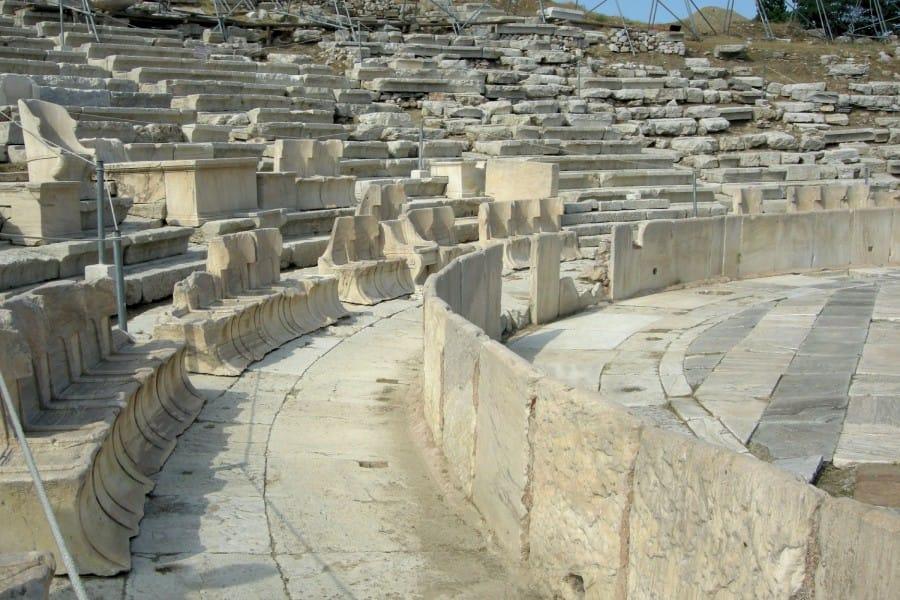 TravelXL-van-Limburg-ATHENE-Dionysus-theater