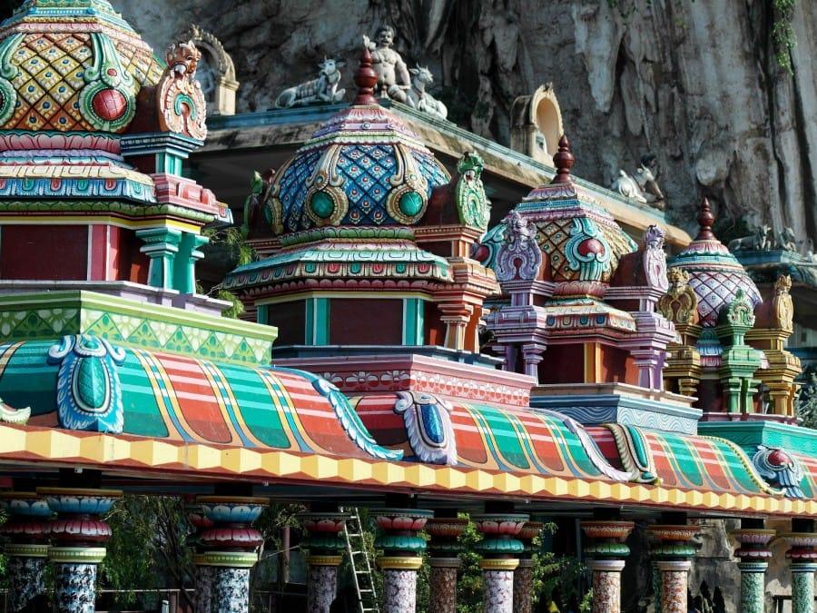 TravelXL-van-Limburg-MALEISIE-Batu-Caves-kleurrijke-tempels