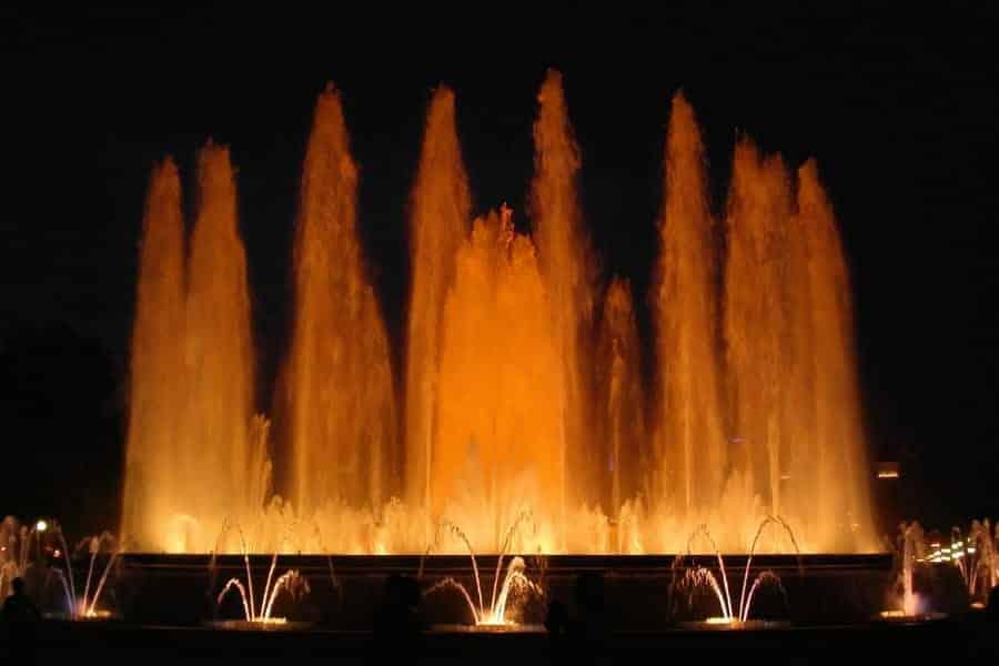 TravelXL-van-Limburg-BARCELONA-Font-Montjuic-fontein