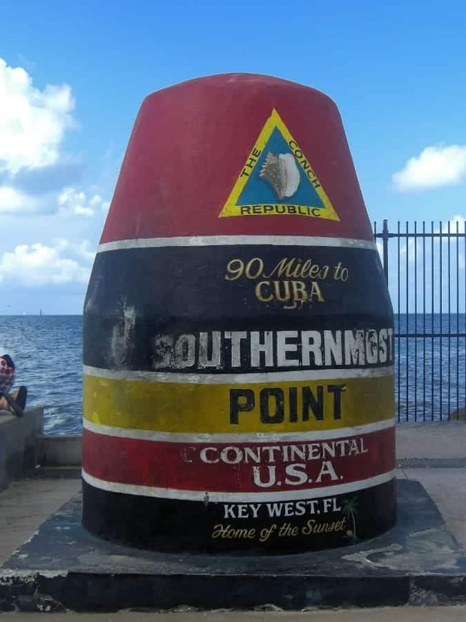TravelXL-van-Limburg-FLORIDA-Key-West-zuidelijkste-punt