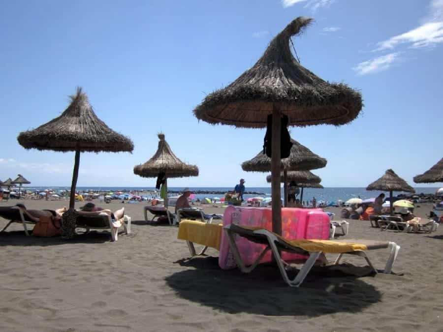 TravelXL-van-Limburg-TENERIFE-Playa-de-Troja-strand