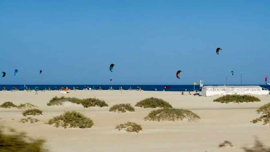 TravelXL-van-Limburg-LANZAROTE-Corralejo-kitesurfen