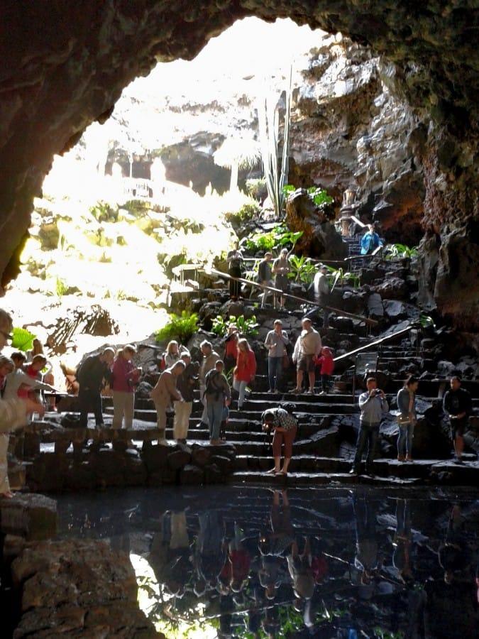 TravelXL-van-Limburg-LANZAROTE-Jameos-del-Aqua-steile-trap