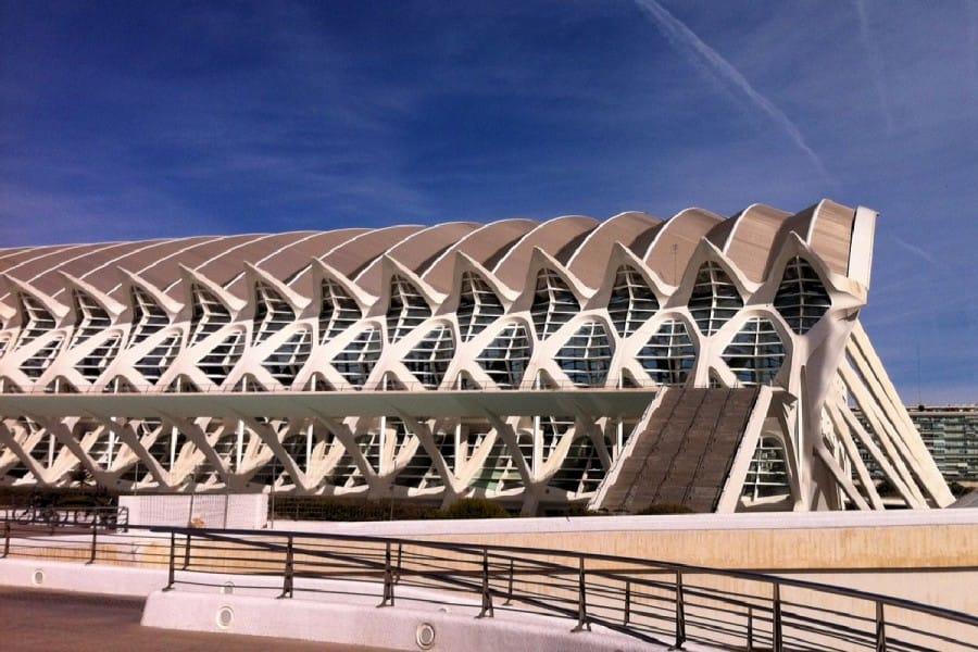 TXL - VALENCIA - Ciudad de las Artes y las Ciencas