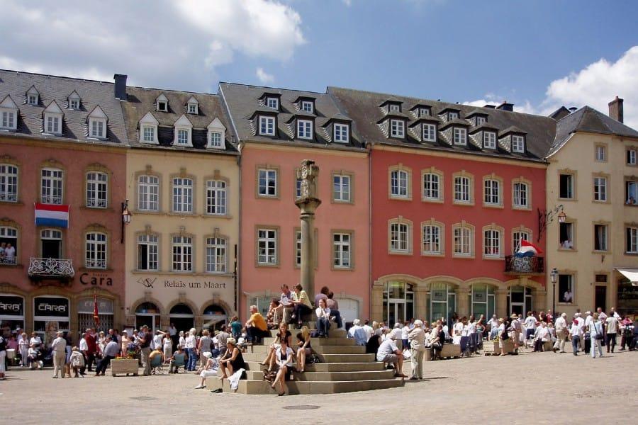 TravelXL-van-Limburg-LUXEMBURG-Echternach-binnenstad