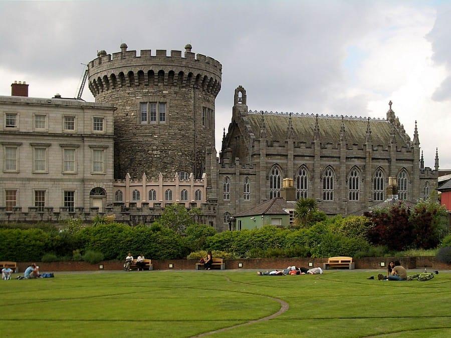 TravelXL-van-Limburg-Dublin-Castle
