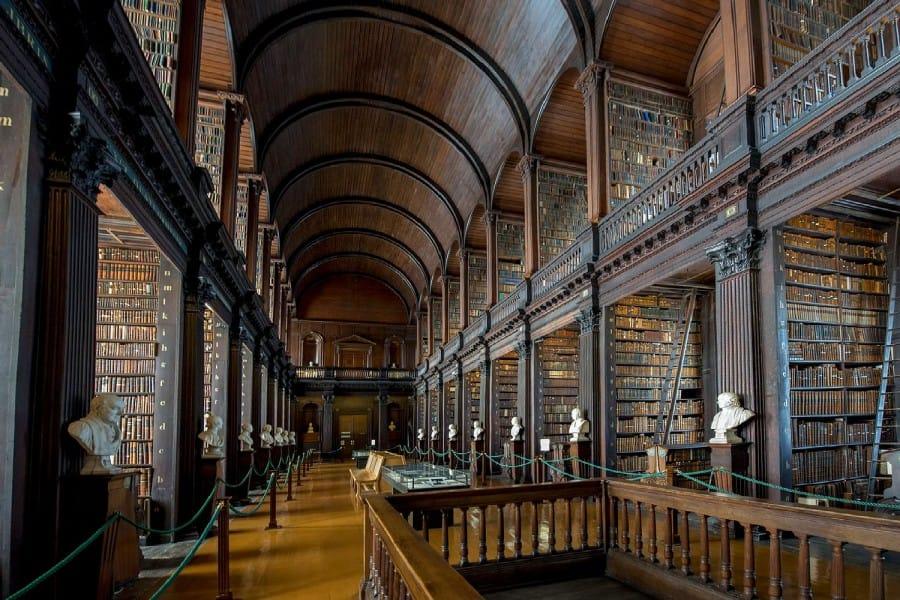 TravelXL-van-Limburg-Dublin-Trinity-college