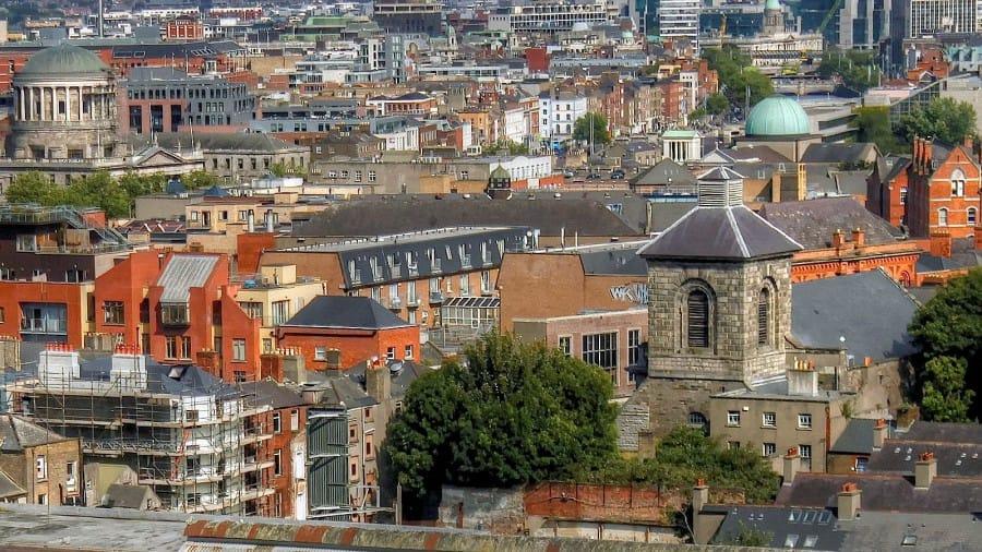 TravelXL-van-Limburg-Dublin-uitzicht