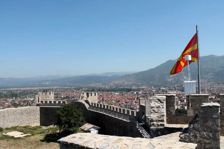 TravelXL-van-Limburg-MACEDONIE-Ohrid-fort